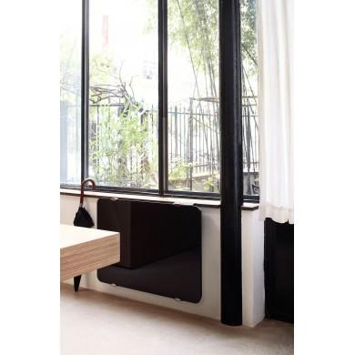 radiateur lectrique campa ultime 3 0 horizontal couleur. Black Bedroom Furniture Sets. Home Design Ideas