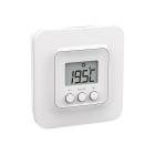 Thermostat d'ambiance sans fil Tybox 5100 + recepteur