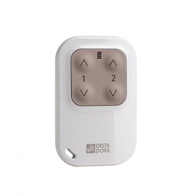 Télécommande porte-clés Tyxia 1400 (marche/arrêt ou montée/descente)
