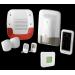 Pack alarme Tyxal+, 8 zones sans fil Delta Dore