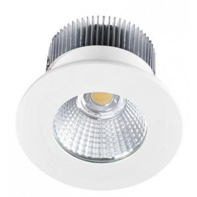 Spot HD1014R LED 6W 650Lm 3000K 38° IP65 DRIVER INCL.
