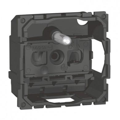 Prises de courant simples bornes à vis 2P+T 16 A - 250 V - Céliane