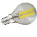 Ampoule led filament Bulbe E14 4W 2700°K