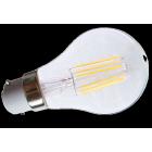 Ampoule led filament Bulbe B22 8W 2700°K CLAIRE