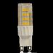 Ampoule LED G9 5 Watt 3000°K 230 VOLT