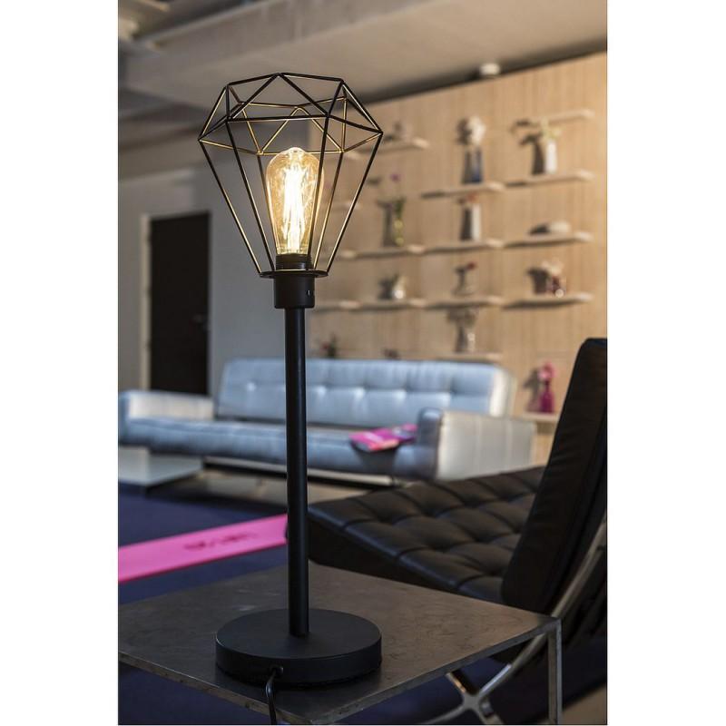 cage abat jour fenda en m tal le monde de l 39 electricite. Black Bedroom Furniture Sets. Home Design Ideas