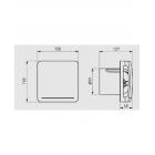 Aérateur permanent ECOAIR SLC Standard