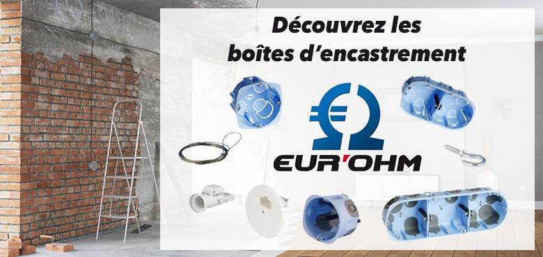 Découvrez les boîtes d'encastrement Air'Metic sur Le Monde de l'électricité